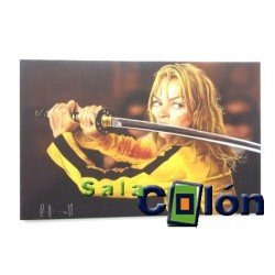 OFERTA Caricatura Kill Bill