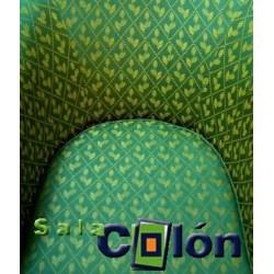 Lámina tapiz verde
