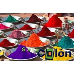 Lámina arenas de colores