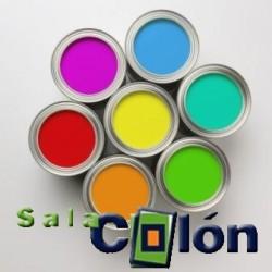 Lámina 7 círculos multicolor