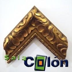 Moldura Labrado Oro