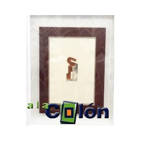 Grabado abstracto Manrique I
