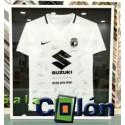 Enmarcación camiseta Burgos C.F.